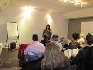 Speaking at HCC Toronto Feb. 2014